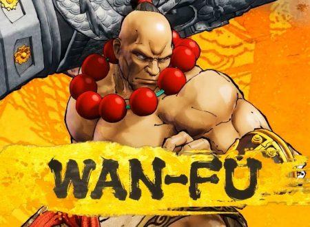 Samurai Shodown: pubblicato un nuovo trailer dedicato a Wan-Fu