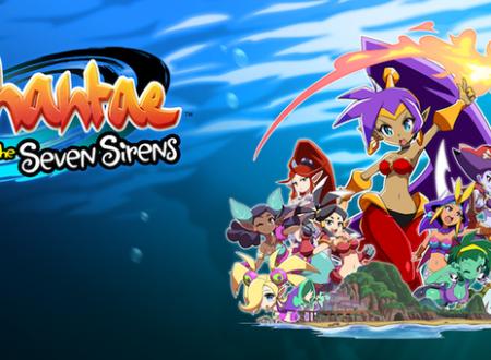 Shantae and the Seven Sirens, il titolo in arrivo nella primavera 2020 su Nintendo Switch