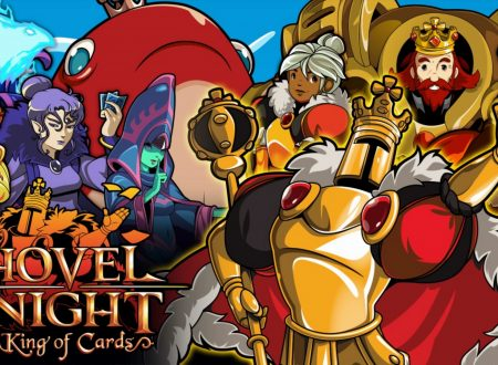 Shovel Knight: King of Cards, sguardo in video ai primi 36 minuti di gameplay della campagna DLC di King Knight