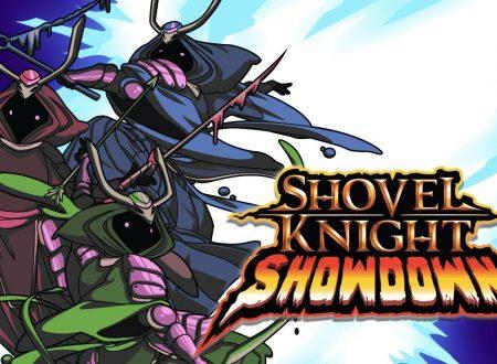 Shovel Knight Showdown, pubblicato un nuovo trailer dedicato a Liquid Samurai