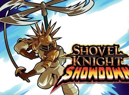 Shovel Knight Showdown, pubblicato un nuovo trailer dedicato a Phantom Striker