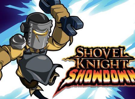 Shovel Knight Showdown, pubblicato un nuovo trailer dedicato a Tinker Knight