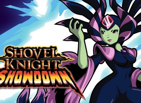 Shovel Knight Showdown, pubblicato un nuovo trailer dedicato a The Enchantress