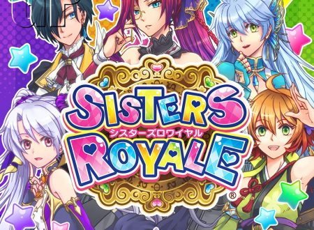 Sisters Royale: il vertical scrolling shoot 'em up in arrivo il 30 gennaio su Nintendo Switch