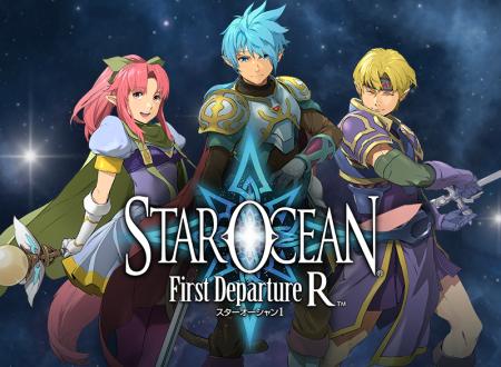 Star Ocean: First Departure R, pubblicato un video commercial giapponese sul titolo