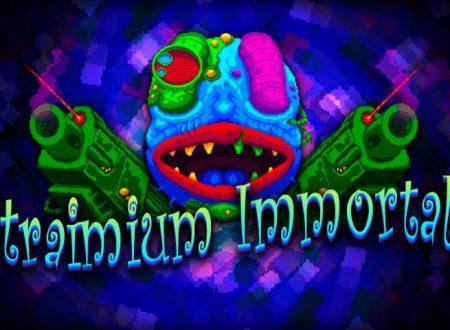 Straimium Immortaly: il titolo in arrivo il 25 dicembre sull'eShop di Nintendo Switch