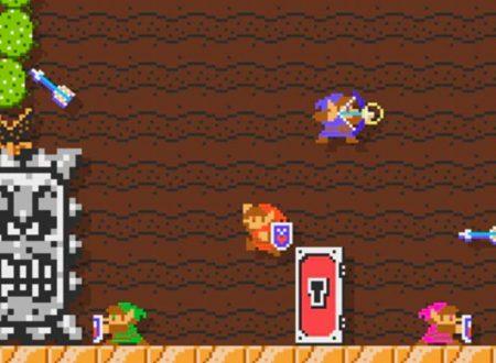 Super Mario Maker 2: il titolo ora aggiornato alla versione 2.0.0 sui Nintendo Switch europei
