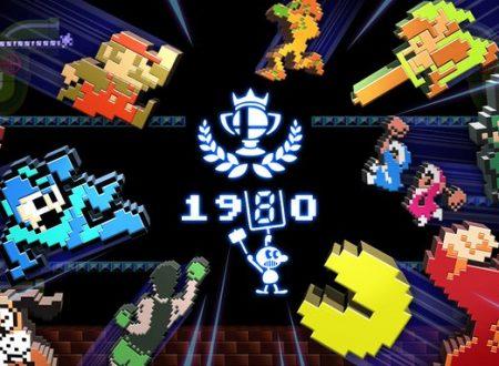 Super Smash Bros. Ultimate: svelato l'arrivo del torneo: Ritorno agli anni '80