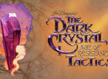 The Dark Crystal: Age of Resistance Tactics, il titolo in arrivo il 4 febbraio 2020 sull'eShop di Nintendo Switch