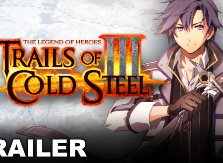 The Legend of Heroes: Trails of Cold Steel III, il titolo in arrivo nella primavera 2020 su Nintendo Switch