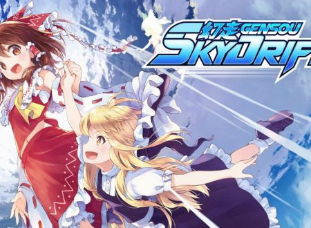Touhou Gensou SkyDrift: uno sguardo in video al titolo dai Nintendo Switch europei