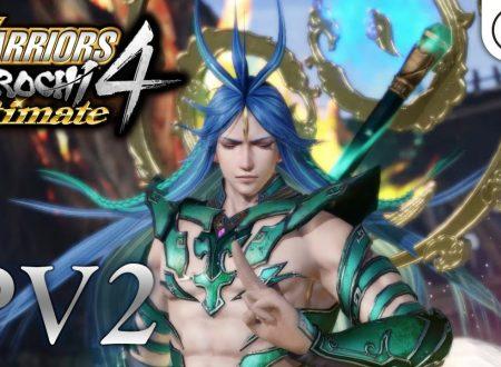 Warriors Orochi 4 Ultimate: il titolo in arrivo a febbraio 2020 sui Nintendo Switch europei