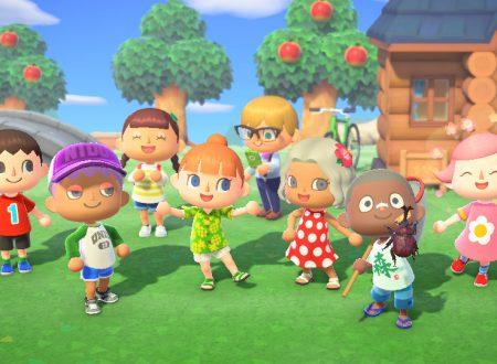 Animal Crossing: New Horizons, pubblicati nuovi screenshots dal sito ufficiale giapponese