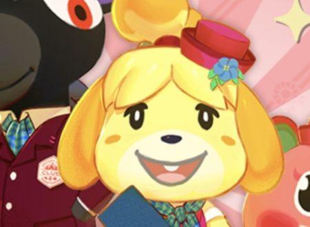 Animal Crossing: Pocket Camp, il titolo aggiornato alla versione 3.1.0 su iOS e Android