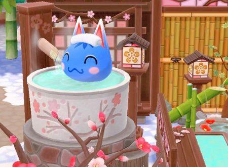 Animal Crossing: Pocket Camp, il titolo aggiornato alla versione 3.0.2 su iOS e Android