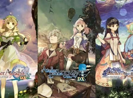Atelier Dusk Trilogy Deluxe Pack: uno sguardo in video ad Atelier Ayesha, Atelier Escha & Logy e Atelier Shallie dai Nintendo Switch europei