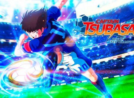 Captain Tsubasa: Rise of New Champions, pubblicati i primi screenshots, gameplay e informazioni sul titolo in arrivo su Nintendo Switch