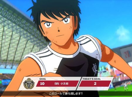 Captain Tsubasa: Rise of New Champions, pubblicato un nuovo gameplay trailer giapponese