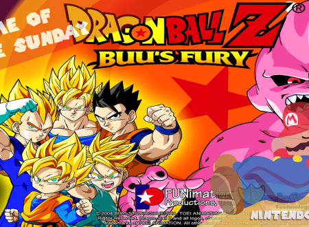 Game of the Sunday – Il gioco della domenica: Dragon Ball Z: Buu's Fury, 16 anni prima di Kakarot su Game Boy Advance