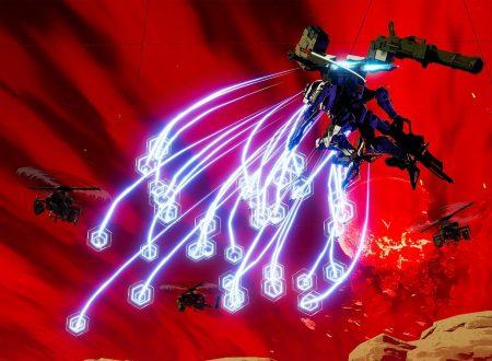 Daemon X Machina: il titolo aggiornato alla versione 1.3.1 sui Nintendo Switch europei