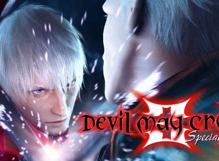 Devil May Cry 3: pubblicato un nuovo trailer dedicato alla versione Nintendo Switch