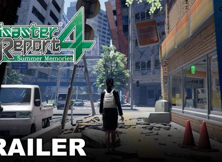 Disaster Report 4: Summer Memories, il titolo in arrivo il 7 aprile sui Nintendo Switch europei