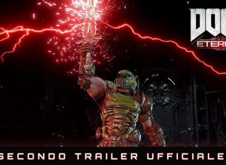 Doom Eternal: pubblicato il secondo trailer ufficiale dedicato al titolo