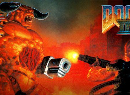 Doom e Doom II: i due titoli aggiornati alla versione 1.0.6 sui Nintendo Switch europei