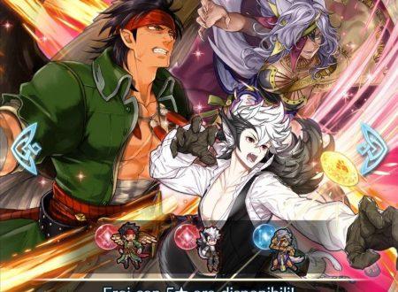 Fire Emblem Heroes: disponibile la preferenza evocazione: Zuffa delle zanne
