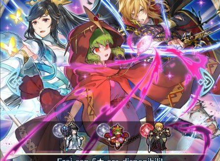 Fire Emblem Heroes: disponibile la preferenza evocazione: eroi con abilità Sfrontate