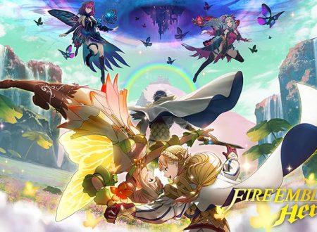 Fire Emblem Heroes: il titolo aggiornato alla versione 4.1.1 su Android e iOS