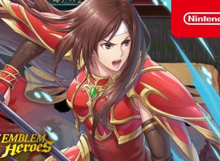 Fire Emblem Heroes: svelato l'arrivo imminente dei Nuovi eroi: L'erede della luce