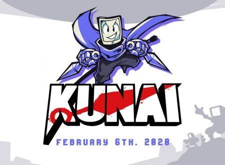 Kunai: il titolo in arrivo il 6 febbraio prossimo sull'eShop di Nintendo Switch