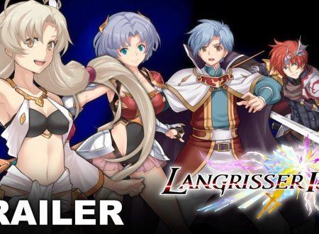Langrisser I & II: pubblicato un nuovo trailer dedicato alla trama