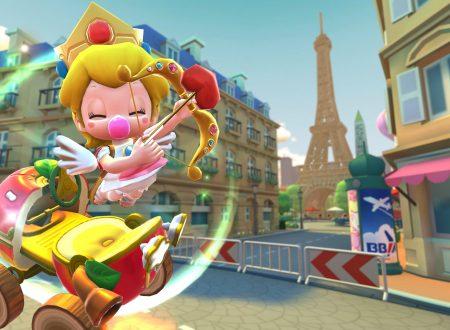 Mario Kart Tour: ora disponibile il nuovo Tour degli innamorati con Baby Peach (cherubina)