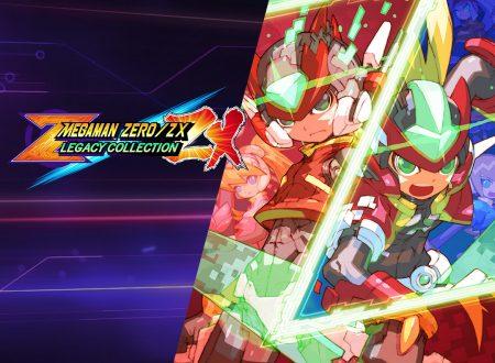 Mega Man Zero/ZX Legacy Collection: pubblicato il nuovo trailer, Chosen Ones