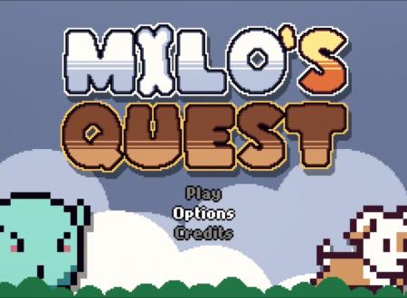 Milo's Quest: uno sguardo in video al titolo dai Nintendo Switch europei