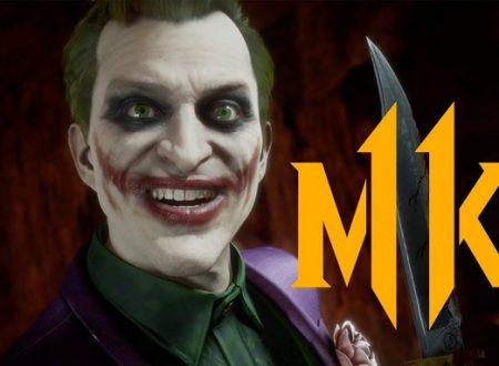 Mortal Kombat 11: pubblicato un trailer dedicato al DLC di Joker