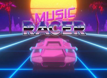Music Racer: uno sguardo in video al titolo dai Nintendo Switch europei