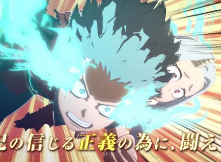 My Hero One's Justice 2: pubblicato un nuovo video commercial nipponico