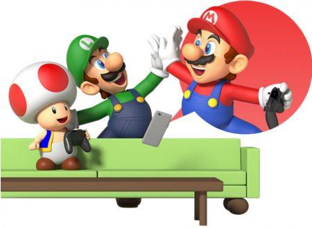 Nintendo Switch Online: l'app aggiornata alla versione 1.8.0 sui dispositivi Android e iOS