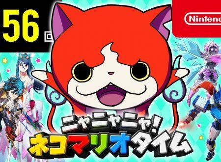 Nyannyan Neko Mario Time: pubblicato l'episodio 156 dello show felino con Mario e Peach