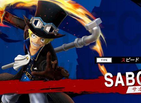 One Piece: Pirate Warriors 4, pubblicati nuovi trailer su Trafalgar Law Sabo e Rob Lucci