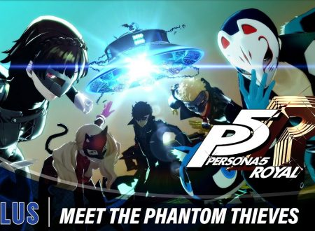 Persona 5 Scramble: The Phantom Strikers, pubblicato il trailer, Meet the Phantom Thieves