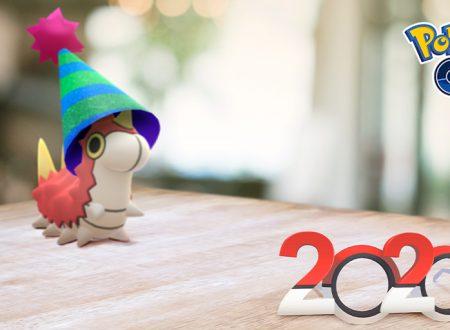 Pokémon GO: Pichu e Wurmple con cappello da festa in arrivo nella Maratuova di Sincroavventura