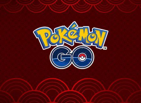 Pokémon GO: svelato l'evento dedicato al il capodanno lunare con Pokémon rossi e Minccino cromatici
