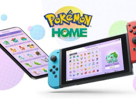 Pokémon HOME: il servizio in cloud in arrivo a febbraio su Nintendo Switch e dispositivi mobili