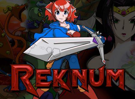 Reknum: uno sguardo in video al titolo dai Nintendo Switch europei