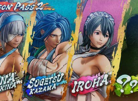 Samurai Shodown: annunciato l'arrivo di un Season Pass 2 con nuovi personaggi