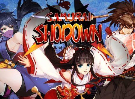 Samurai Shodown: il titolo in arrivo il 25 febbraio sui Nintendo Switch in Occidente